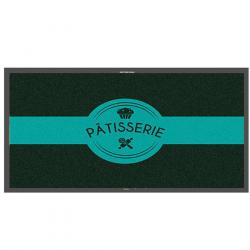 Tapis logo pâtisserie