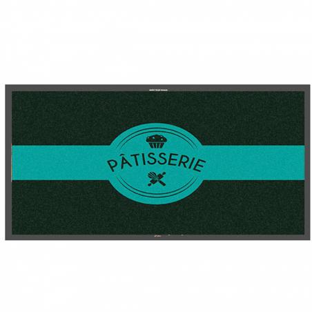 Tapis logo pâtisserie - Tapis thématique