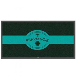 Tapis logo pharmacie