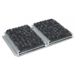 Tapis aluminium reps 17 mm +