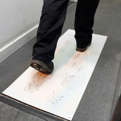 Tapis anti-contamination