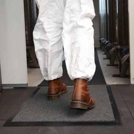 Tapis de décontamination - Tapis désinfectants chaussures