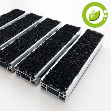 Système tapis aluminium Ecoclean - Tapis aluminium