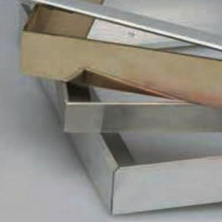 Cadre pour tapis aluminium - Tapis aluminium