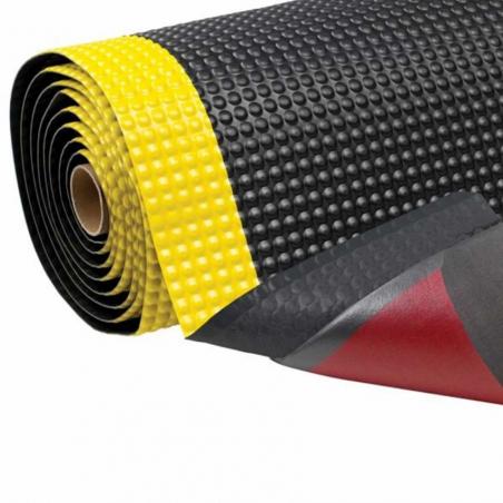 tapis-anti-fatigue-rouleau-noir-jaune