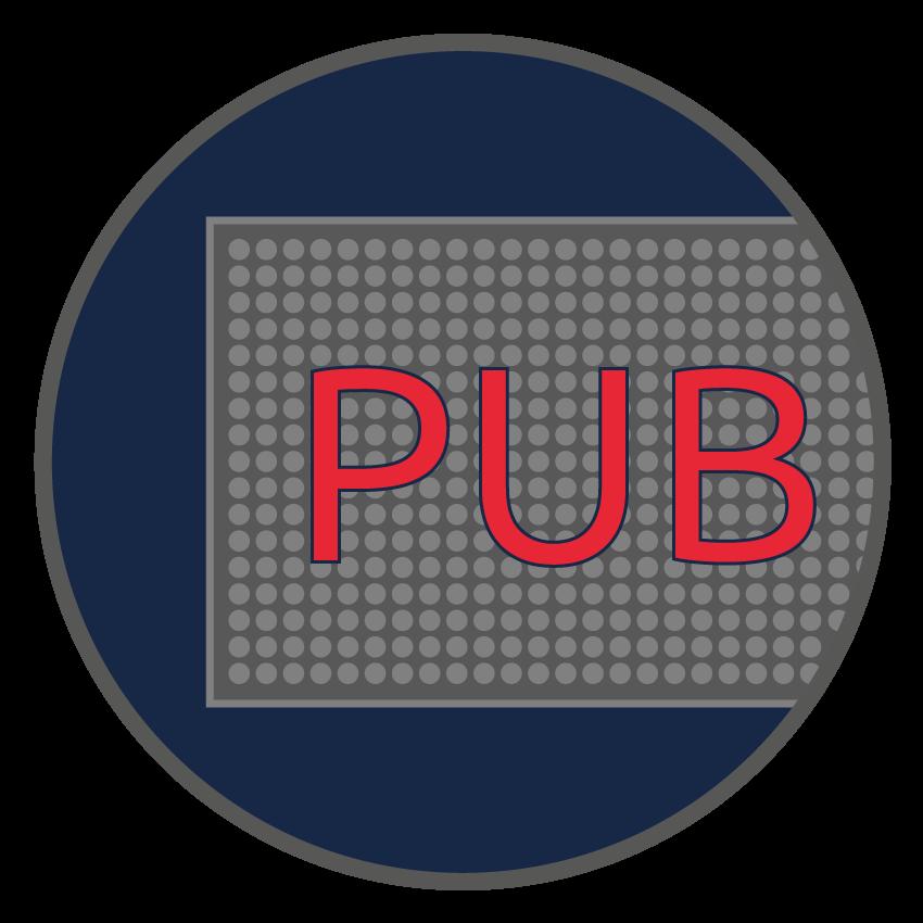 Tapis publicitaire d'accueil personnalisé, PLV et giveaway